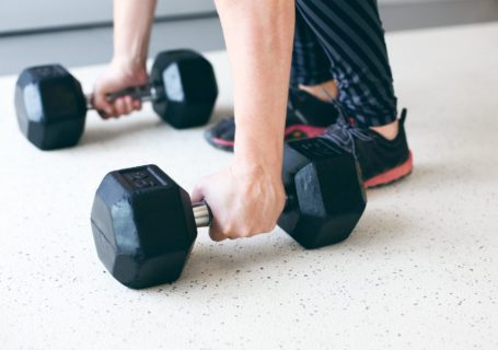 exercices biceps haltères musculation