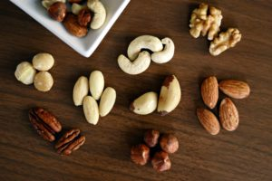 amandes musculation fitness