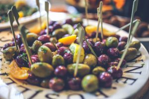 olives apéritif light