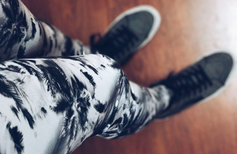 legging musculation fitness