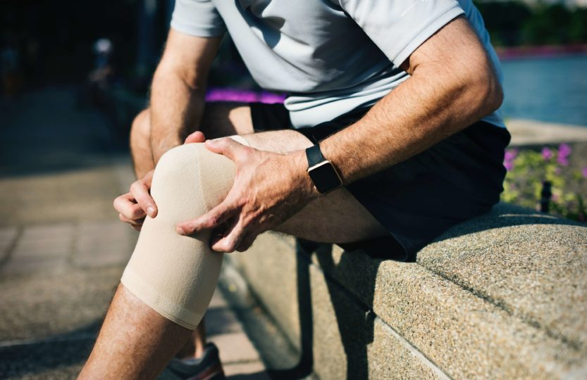 blessure musculation fitness