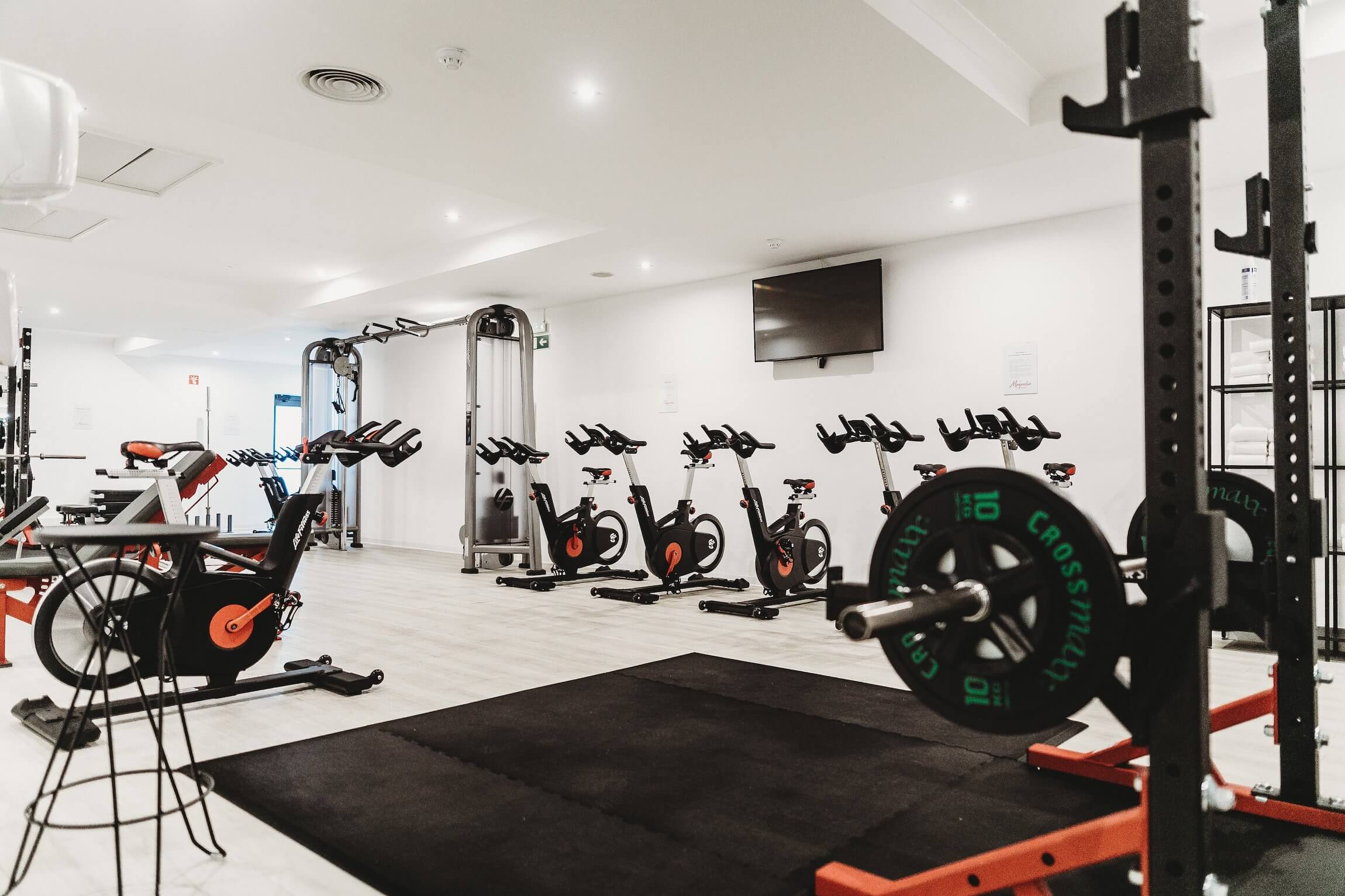 frequence salle musculation