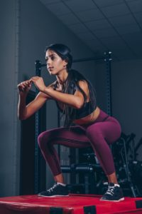 squat legging musculation
