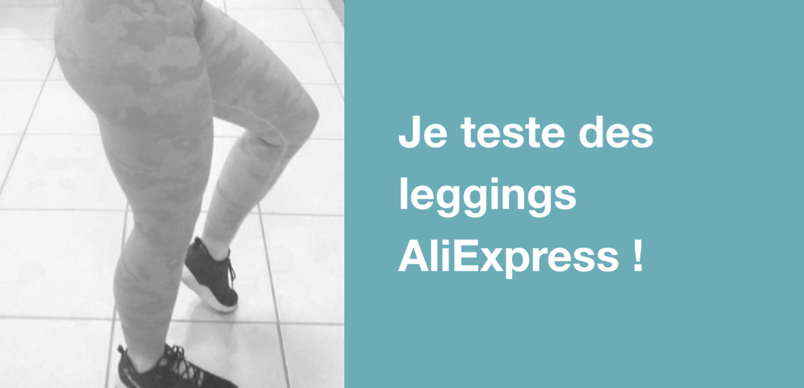 test legging aliexpress musculation