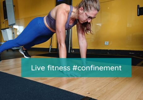 live fitness confinement novembre