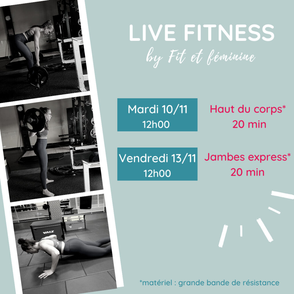seance live fitness confinement