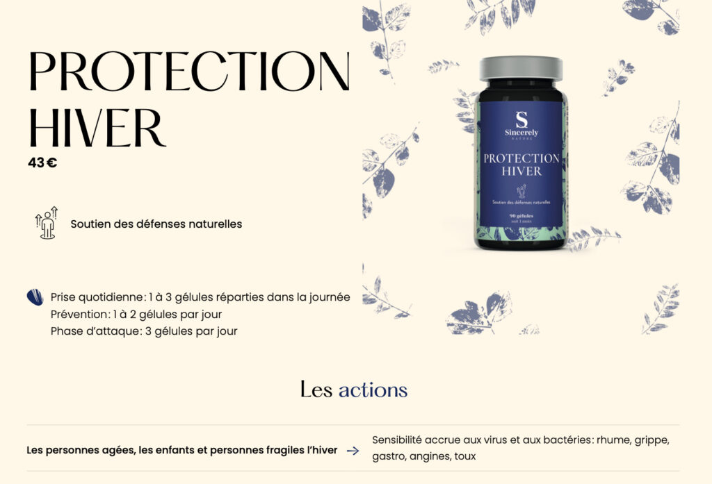 protection hiver sincerely nature